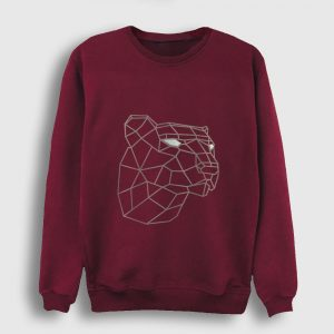 3D Kaplan Sweatshirt bordo