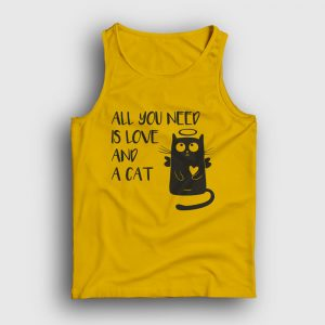 All You Need is Love and a Cat Atlet sarı