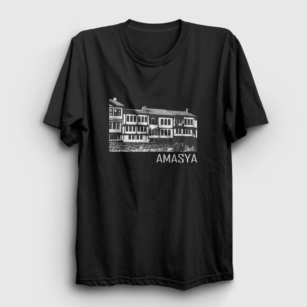 amasya tişört siyah