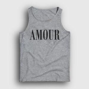 Amour Atlet gri kırçıllı