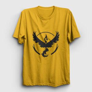 Anka Kuşu Tişört sarı