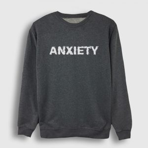 Anxiety Sweatshirt antrasit