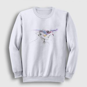 Artist Mind Sweatshirt beyaz