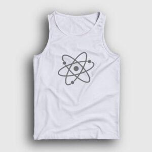 Atom Atlet beyaz