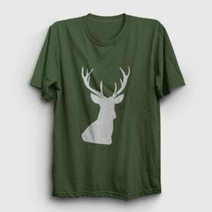 Avcı Tişört haki