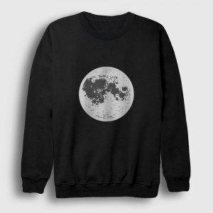 Ay Sweatshirt siyah