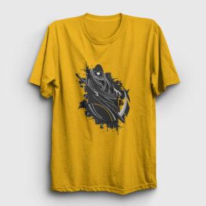Azrail Tişört sarı