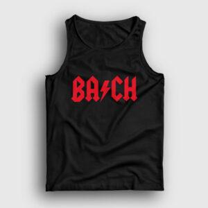 Bach Atlet siyah