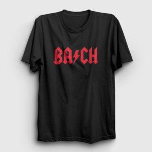 Bach Tişört siyah