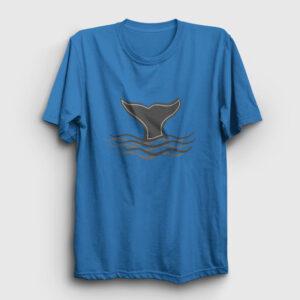 Balina Tişört açık mavi
