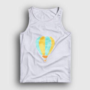 Balon Atlet beyaz