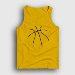 Basketbol Topu Atlet sarı
