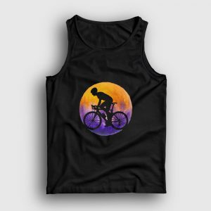 Bisikletli Atlet siyah