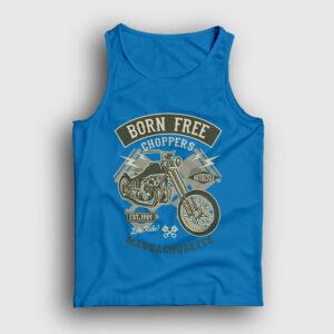 Born Free Choppers Atlet açık mavi