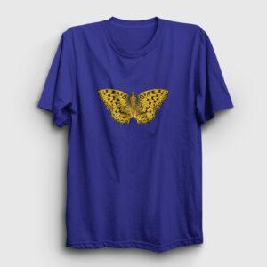 Butterfly Tişört lacivert
