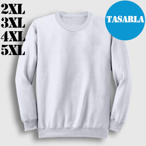 Büyük Beden Sweatshirt Tasarla (2XL-3XL-4XL-5XL)