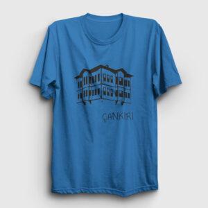 Çankırı Tişört açık mavi