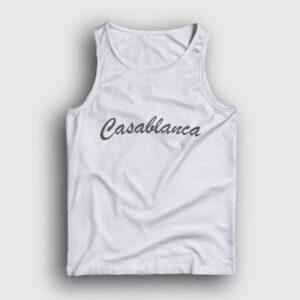 Casablanca Atlet beyaz