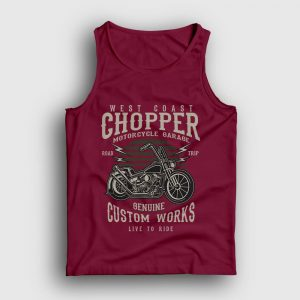Custom Chopper Atlet bordo