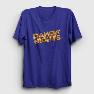 Dancin Nights Tişört lacivert