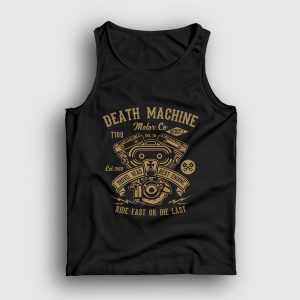 Death Machine Atlet siyah