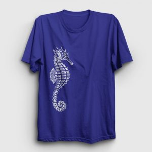 Deniz Atı Tişört lacivert