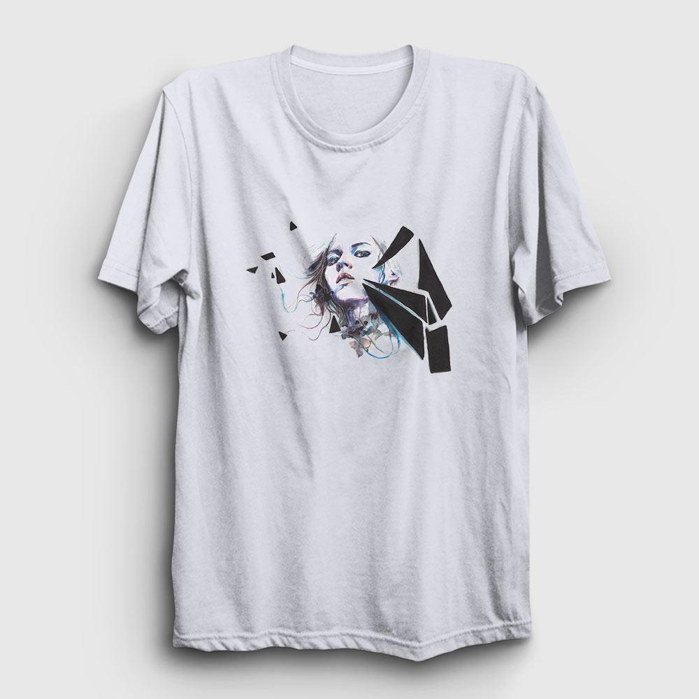 dimensions tişört beyaz