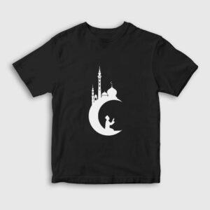 Dua Çocuk Tişört siyah