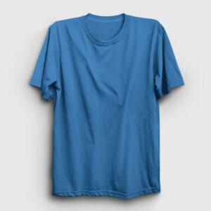 Düz Açık Mavi Tişört açık mavi