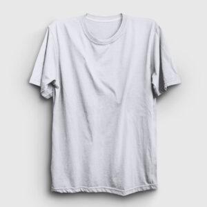 Düz Beyaz Tişört beyaz