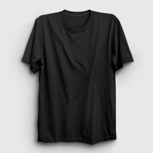 Düz Siyah Tişört siyah