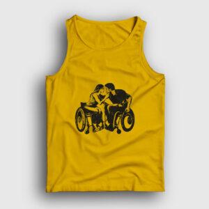 Engelsiz Aşk Atlet sarı