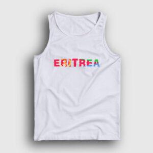 Eritre Atlet beyaz