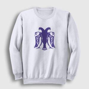 Erzincan Sweatshirt beyaz