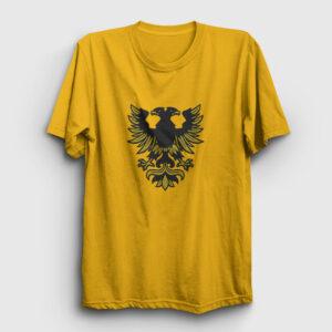 Erzurum Tişört sarı