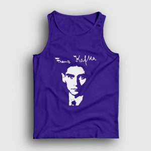 Franz Kafka Atlet lacivert
