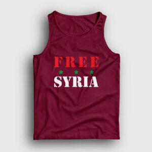 Free Syria Atlet bordo