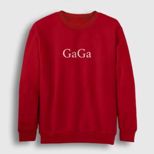Gaga Sweatshirt kırmızı
