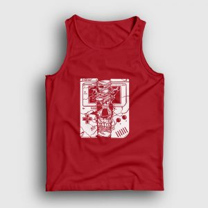 Gameboy Skull Atlet kırmızı