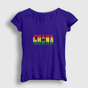 Gana Kadın Tişört lacivert