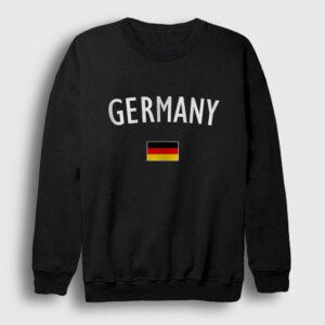 Germany Sweatshirt siyah