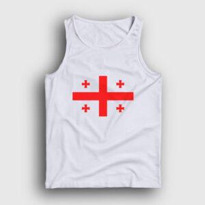 Gürcistan Atlet beyaz