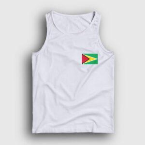 Guyana Atlet beyaz