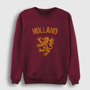 Hollanda Sweatshirt bordo