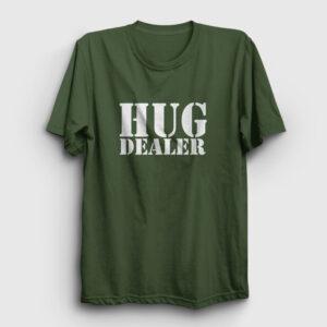Hug Dealer Tişört haki