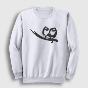 Hz Ali Sweatshirt beyaz
