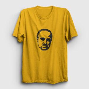 Italian Mafia Tişört sarı