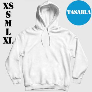 Kapşonlu Sweatshirt Tasarla (XS-S-M-L-XL)