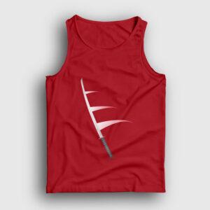 Katana Atlet kırmızı