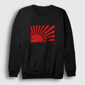Katana Master Sweatshirt siyah